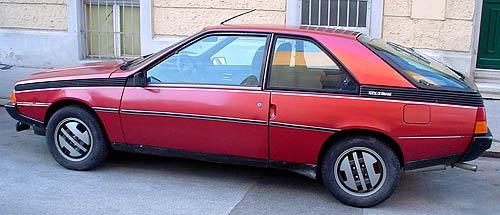 Homenaje a la Renault Fuego